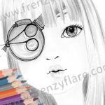 Monocle coloring