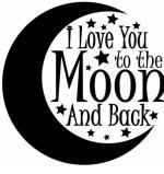 Moon svg