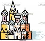 Moscow clipart