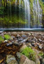 Mossbrae Falls clipart