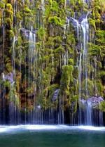 Mossbrae Falls svg