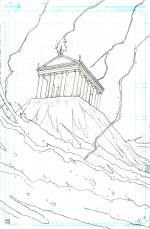 Mount Olympus coloring