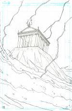 Mount Olympus coloring
