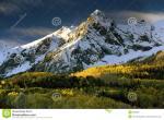 Mount Sneffles clipart