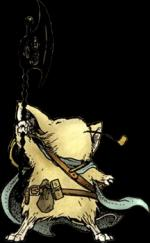 Mouse Guard: The Black Ax clipart