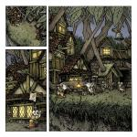Mouse Guard: The Black Ax coloring