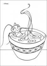 Mulan coloring