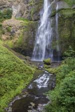 Multnomah Falls coloring