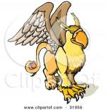 Mythlogical Creature clipart