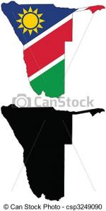 Namibia clipart