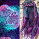 Nebula coloring