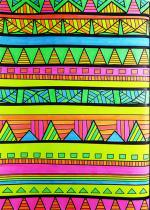 Neon coloring