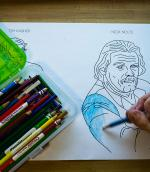Oaha coloring