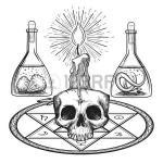 Occult clipart