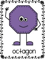 Octigon clipart