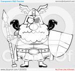 Odin clipart
