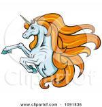 Orange Hair clipart