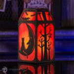Orange Lantern svg