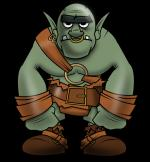 Orc clipart