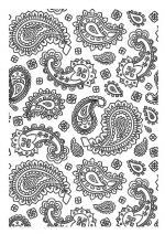Oriental coloring