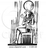 Osiris clipart
