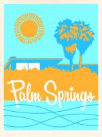 Palm Springs clipart