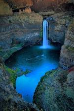 Palouse Falls State Park svg