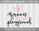 Panama Queen svg