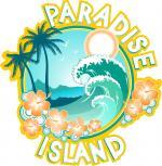 Paradise Harbor clipart