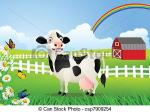 Pasture clipart