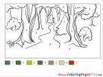 Pathway coloring