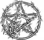 Pentagram coloring