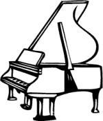 Piano svg
