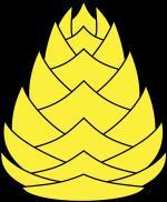 Pine Cone svg