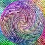 Plasma coloring