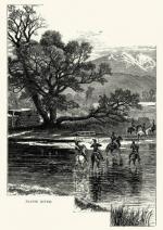 Platte River clipart
