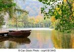 Plitivice Lake clipart