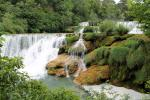 Plitvice Lake National Park clipart