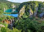 Plitvice Lakes National Park coloring