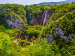 Plitvice Lakes National Park svg