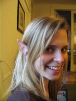 Pointed Ears coloring
