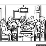 Poker coloring