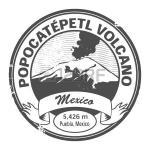 Popocat#U00e9petl clipart