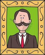 Portrait clipart