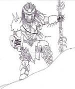 Predator coloring