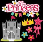 Princess svg