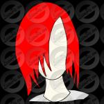 Red Hair clipart