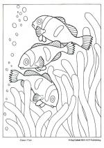 Reef coloring