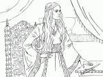 Robert Baratheon coloring
