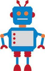 Robot svg